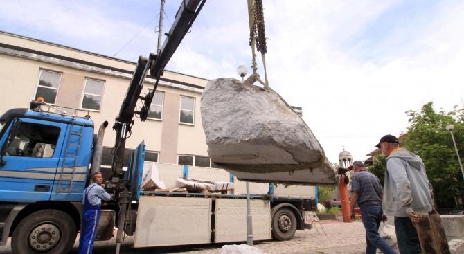 """Местят скулптури до квартал """"Кольо Фичето"""" във Велико Търново"""