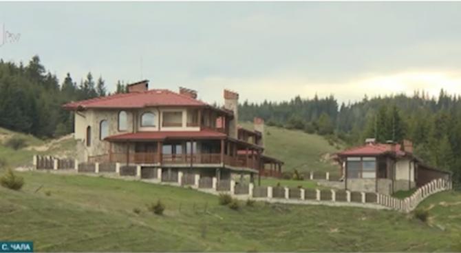 И балдъзата на Карадайъ с къща за гости, построена с европари
