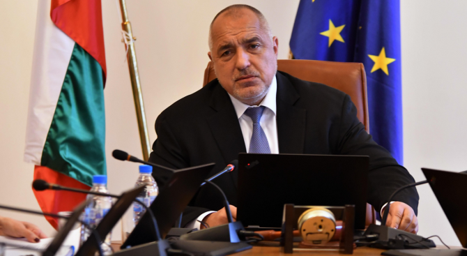 Борисов с първи коментар за оставката на Порожанов