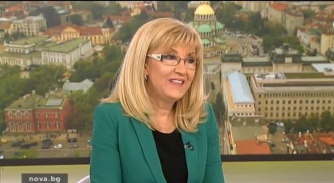 МинистърПетя Аврамова: Няма да е лесно въвеждането на тол системата