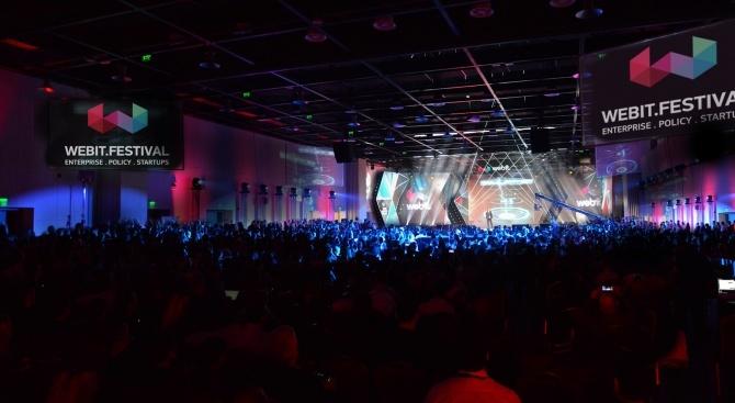 Webit.Festival Europe - Най-интересното от Ден 2