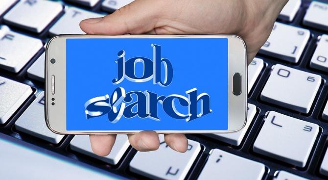 През първото тримесечие на 2019 г. коефициентът на безработица е 5 на сто