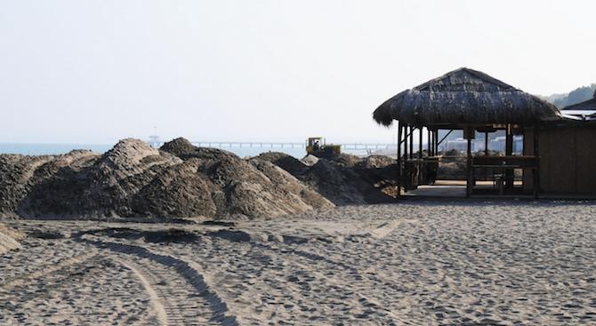Над 1 млн. кв. м строежи по морето пред спиране дни преди старта на сезона