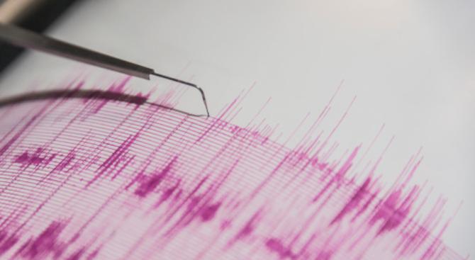 Земетресение с магнитуд 5,3 разлюля Аржентина