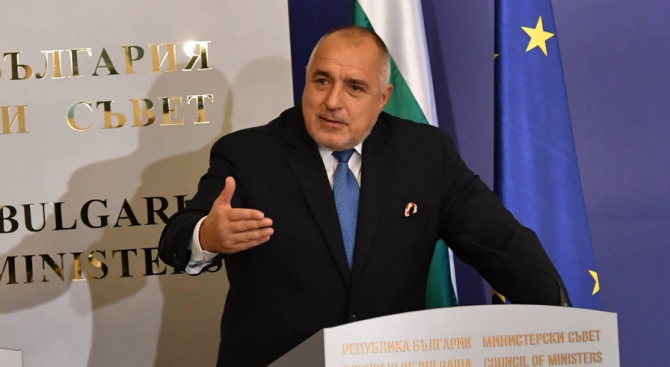 Бойко Борисов свиква среща за тол системата