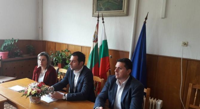 Кандидатът за евродепутат Марин Захариев: За България няма по-добра алтернатива от ЕС