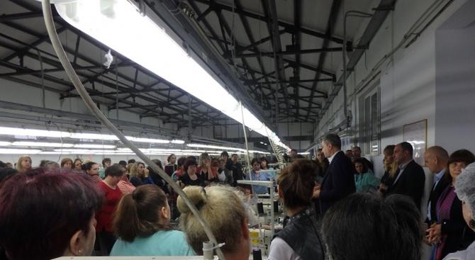 Кандидатът за евродепутат д-р Иво Ралчовски: Ние изпълняваме ангажиментите си и резултатите са налице