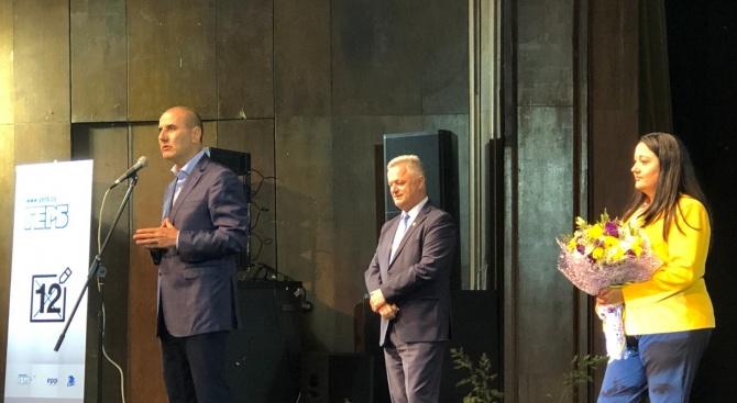 Цветанов: Важно е на 26 май да се поздравим с убедителна победа, защото тя ще запази стабилността в страната