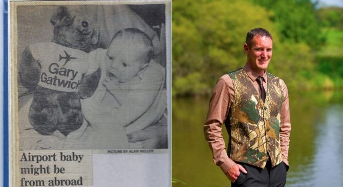 Подхвърлено дете откри родителите си след 33 години