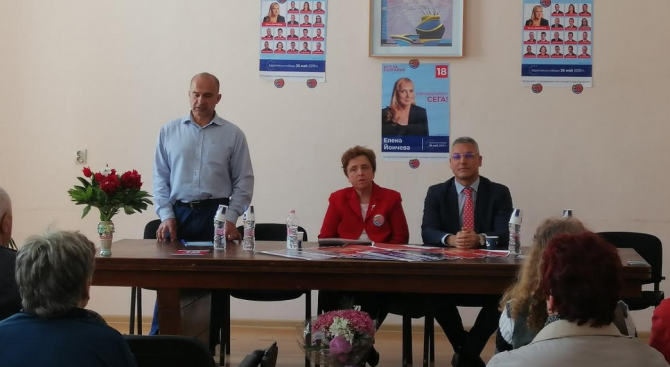 Валери Жаблянов: Необходимо е България и ЕС отнова да станат социални