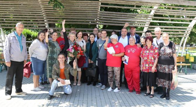 Съединение към Йончева: Европейски средства трябва да достигат и до малките населени места