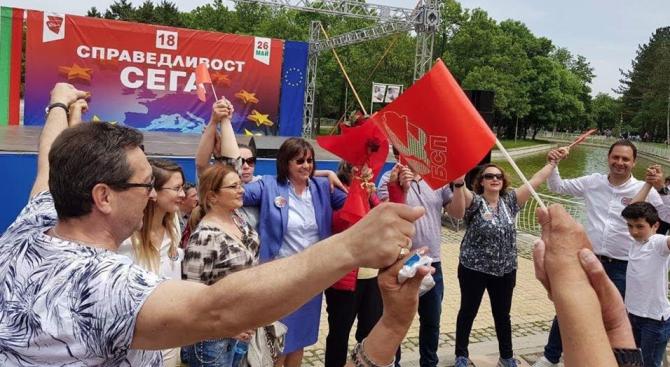 Корнелия Нинова: София може да бъде като другите европейски столици