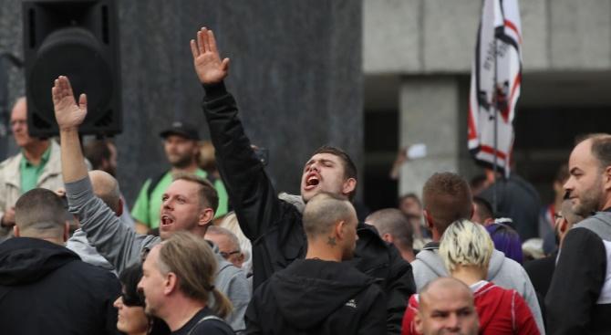 Хърватин, използвал хитлеристки поздрав, със забрана за повторно влизане в Австрия