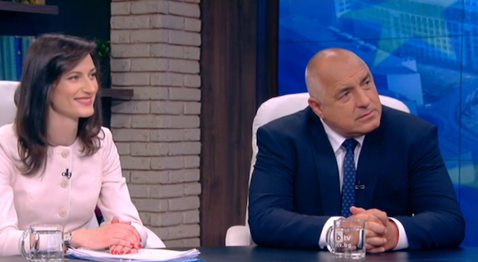 Бойко Борисов: Оставките са пречистване