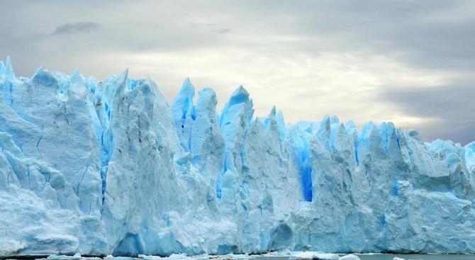 Почти една четвърт от ледниците в Западна Антарктида са нестабилни