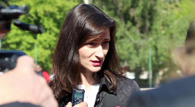 Европейската мрежа на жените лидери подкрепи водача на листата на ГЕРБ и СДС Мария Габриел