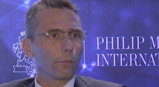 Хр. Харпантидис, Philip Morris International: Стартът на IQOS в България беше силен