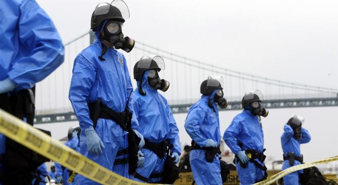 САЩ виждат признаци за възможна употреба на химическо оръжие от сирийското правителство
