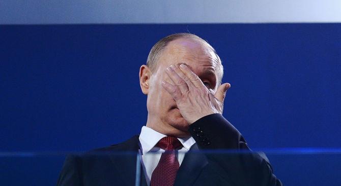 Алина Кабаева е родила близнаци от Владимир Путин?