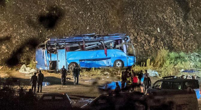 """КФН се срещна с представители на """"Бул Инс"""" за обезщетенията от катастрофата край Своге"""