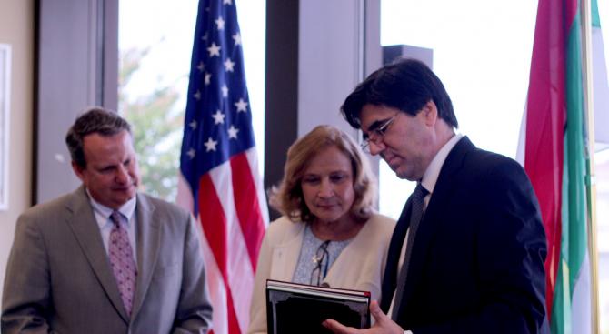 Фототипно издание на Търновската конституция вече се намира в Библиотеката на Конгреса на САЩ