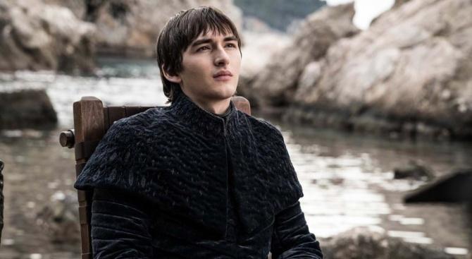 """Бран Старк приел финала на """"Игра на тронове"""" за шега"""