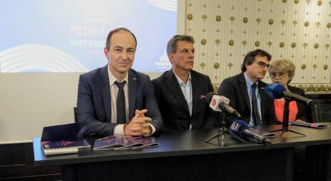 """Андрей Ковачев: Ще подкрепя кандидатурата на Пазарджик за """"Европейски град на спорта"""""""