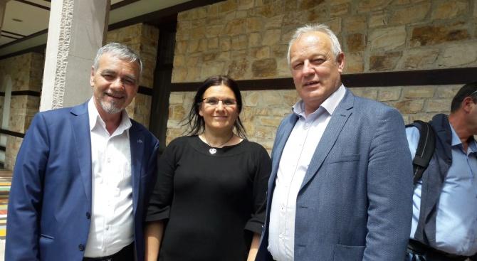 Марин Захариев в Девин: Когато управлява ГЕРБ, България усвоява европейските средства, върви напред и ЕС й вярва