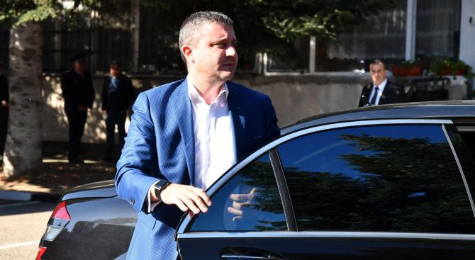 Владислав Горанов обясни за партийните субсидии