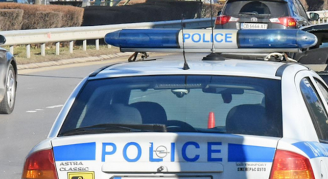 Спипаха турчин в Търговище, возил нерегламентирано пътници