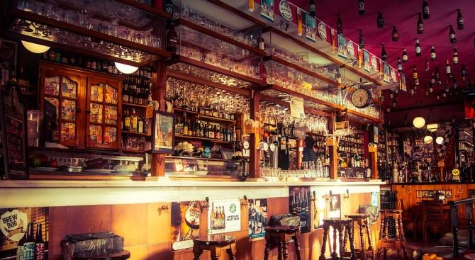 Пъб без алкохол отвори врати в Ирландия