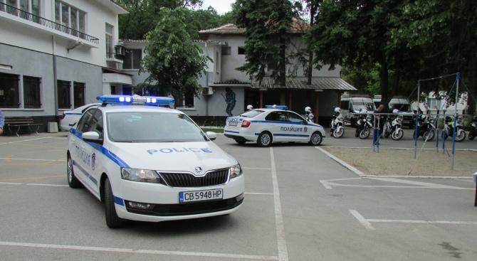 ОД МВР Пловдив получи нови коли