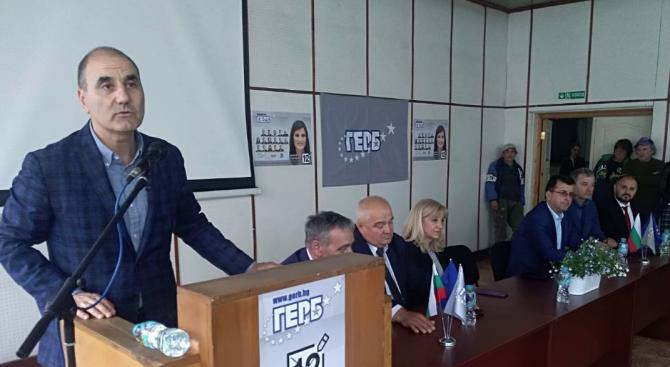 Цветан Цветанов: Само за образованите хора няма затворени врати
