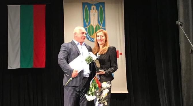 Ангелкова: Очертах нови възможности за популяризиране на древната култура и история в района