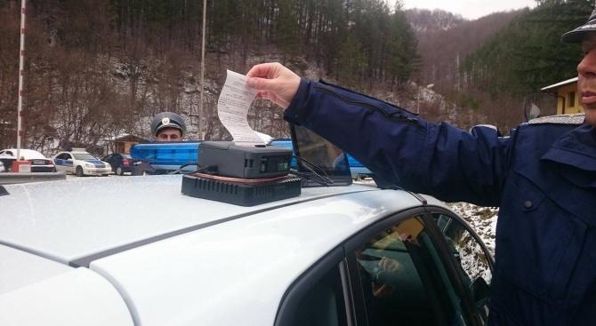 Пътна полиция: Няма натоварване на изходите и входовете на София