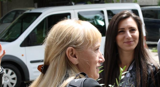 Елена Йончева посети Габрово по случай 24 май