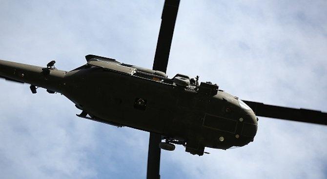 Военен хеликоптер катастрофира в Афганистан