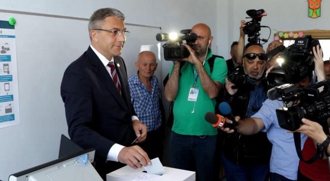 Мустафа Карадайъ: Гласувах за мир, демокрация, толерантност