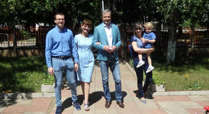 Д-р Иво Ралчовски: Гласувах за силна, солидарна и стабилна Европа
