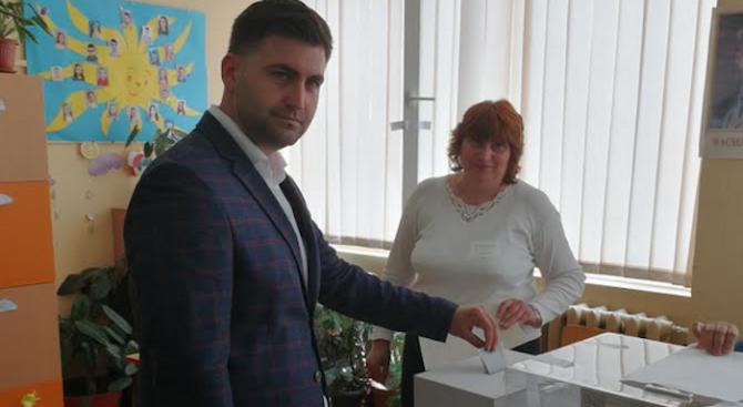 Андрей Новаков: Гласувах за продължаване на европейското развитие на България