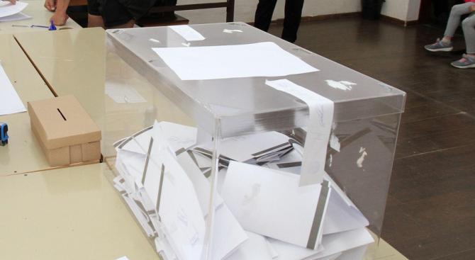 Избухна пожар в избирателна секция в Пловдив