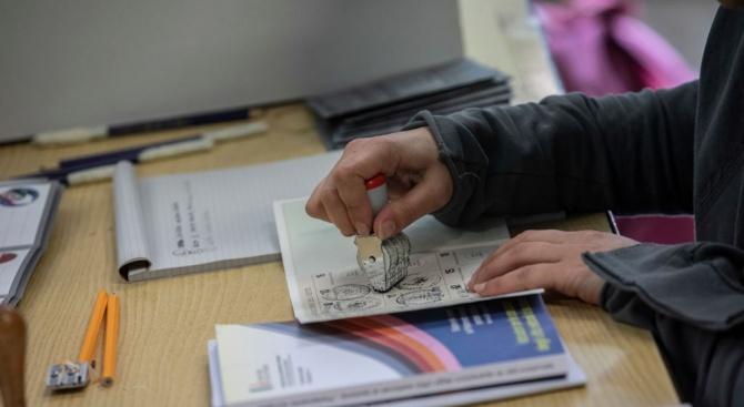 Избирателната активност вИзточна Европа се увеличава в сравнениес евроизборите преди 5 г.