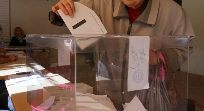 """""""Тренд"""": 24,9% е избирателната активност към момента"""