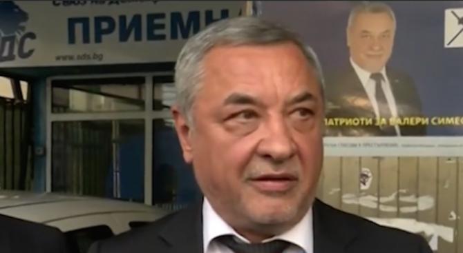 Валери Симеонов: Състоянието на коалицията ни не зависи от изборите