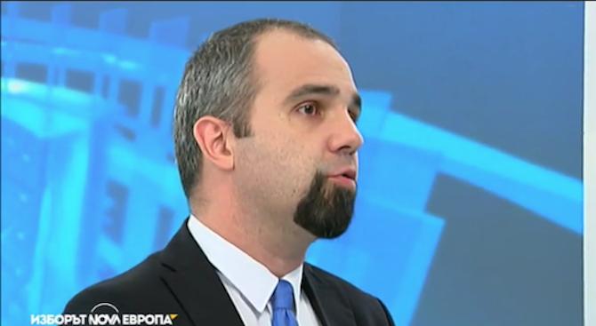 Първан Симеонов: БСП подобрява резултата си спрямо предишните евроизбори