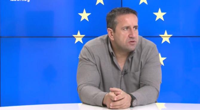 Георги Харизанов: Румен Радев имаше своето силно присъствие в листата на БСП и сега е част от неуспеха