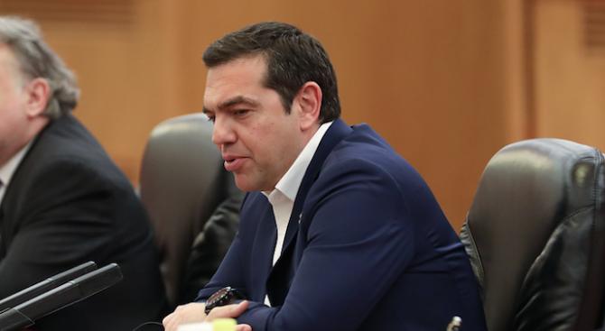 Ципрас свиква предсрочни избори