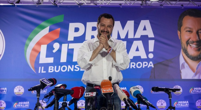 Кои са големите победители на изборите за Европейски парламент?
