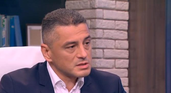 Красимир Янков: Резултатите ни са вследствие на слабостта на БСП, не на силата на ГЕРБ