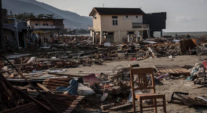 Един човек е загинал, а десетки къщи са разрушени след земетресението в Перу